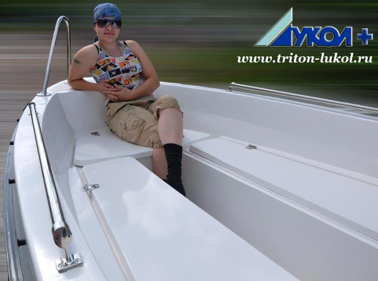 лодки тритон официальный